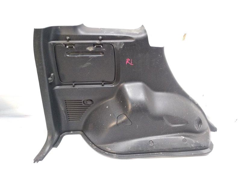 Обшивка багажника Toyota Rav4 ACA21 1AZFSE 2005 задняя левая