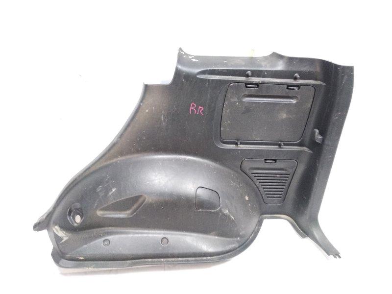 Обшивка багажника Toyota Rav4 ACA21 1AZFSE 2005 задняя правая