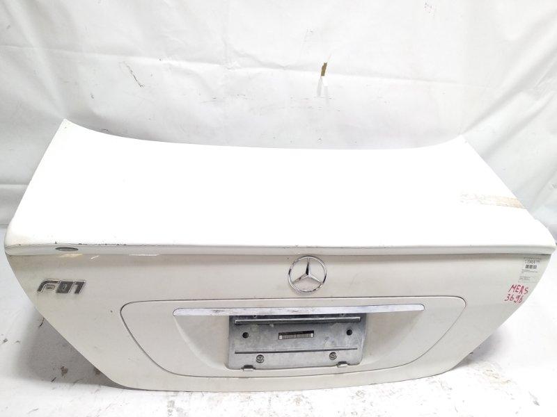 Крышка багажника Mercedes-Benz S-Class WDB220 113960 2001