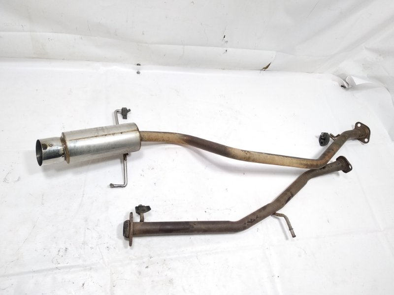 Глушитель Suzuki Jimny JB23W G13B 2002