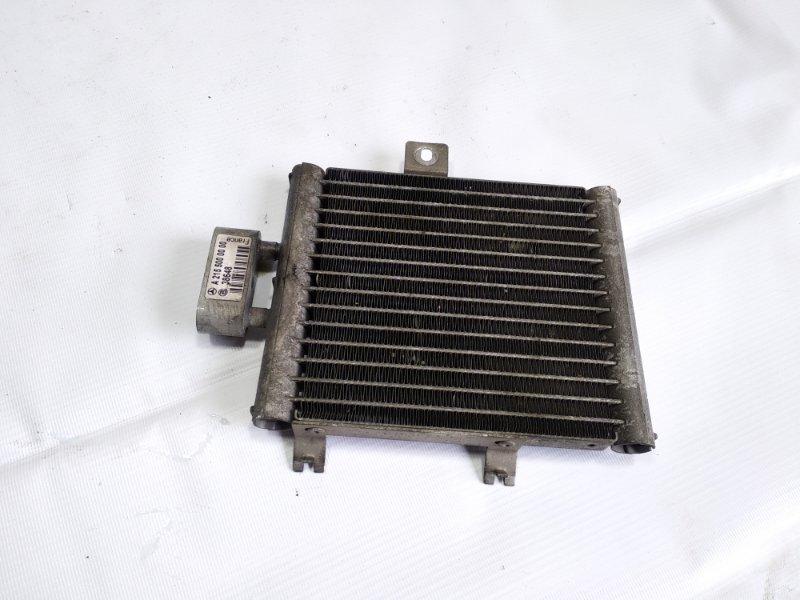 Радиатор масляный Mercedes-Benz S-Class WDB220 137970 2002