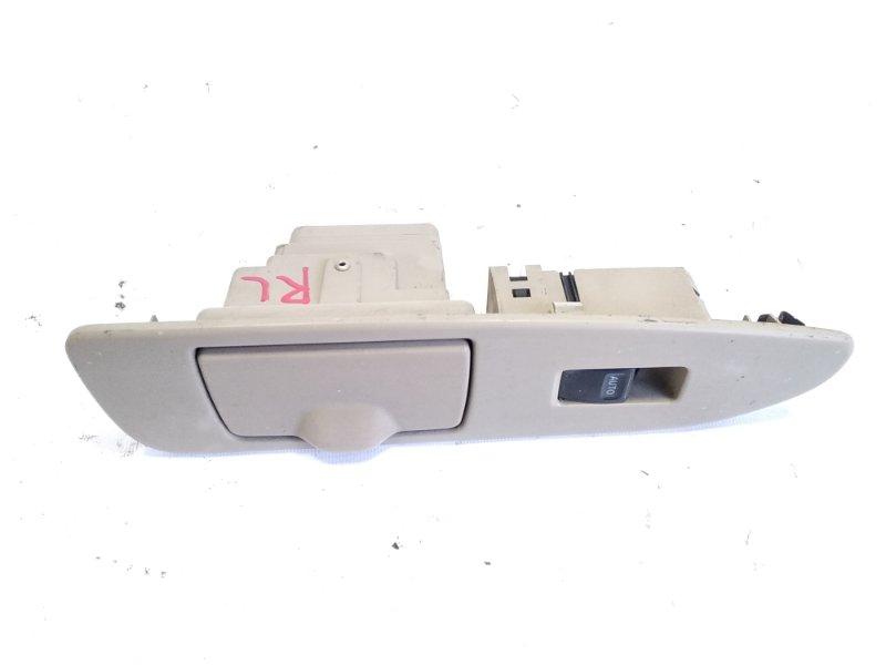 Кнопка стеклоподъемника Toyota Land Cruiser UZJ100 2UZFE 2001 задняя левая