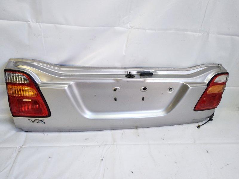Дверь 5я Toyota Land Cruiser UZJ100 2UZFE 2001 задняя
