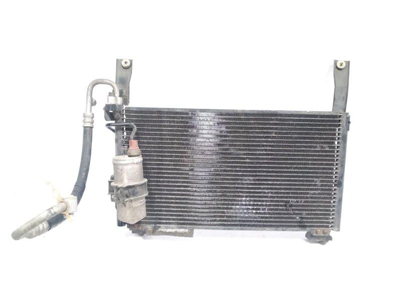 Радиатор кондиционера Mitsubishi Pajero Junior H57A 4A31 1997 передний