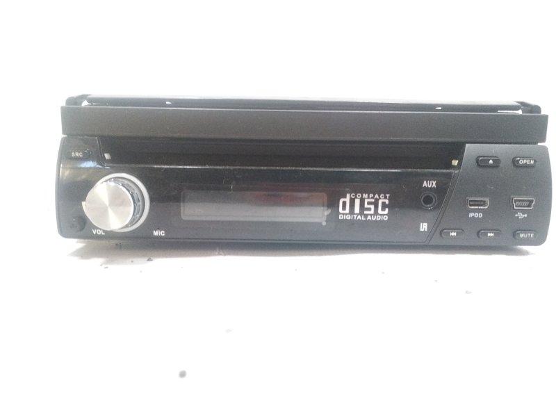 Магнитофон Mitsubishi Pajero Junior H57A 4A31 1997 передний