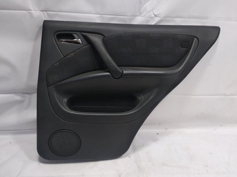 Обшивка дверей Mercedes-Benz Ml-Class W163 M112E32 2002 задняя правая
