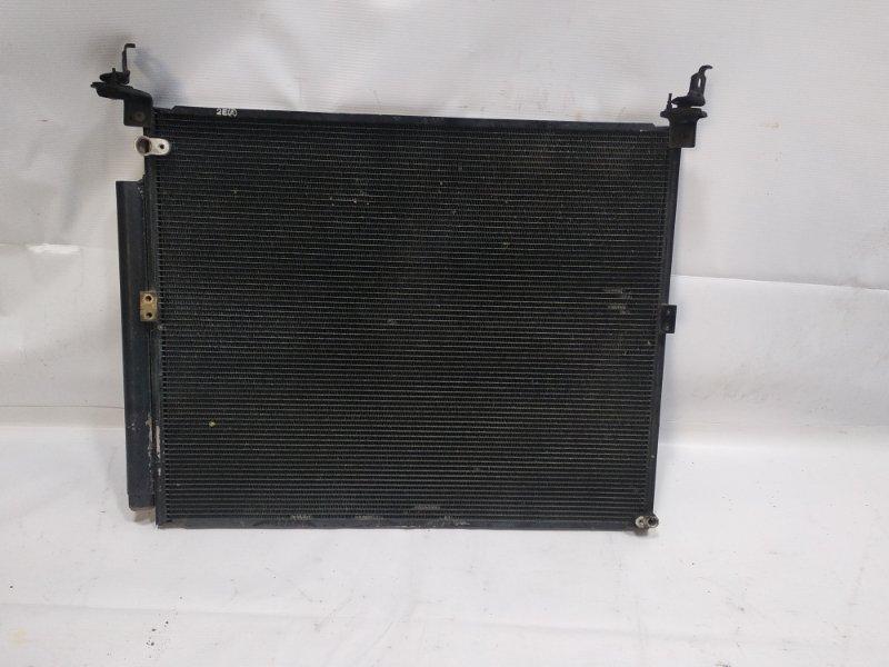 Радиатор кондиционера Toyota Hilux Surf RZN215W 3RZFE 2003 передний