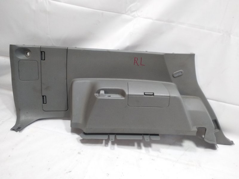Обшивка багажника Toyota Hilux Surf RZN215W 3RZFE 2003 задняя левая