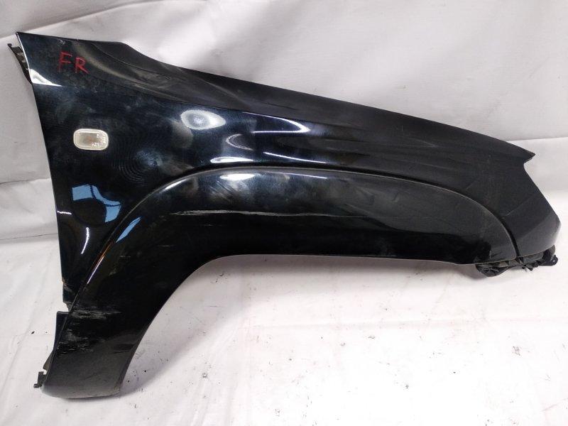 Крыло Toyota Hilux Surf RZN215W 3RZFE 2003 переднее правое