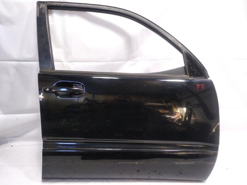 Дверь Toyota Hilux Surf RZN215W 3RZFE 2003 передняя правая