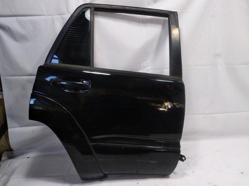 Дверь Toyota Hilux Surf RZN215W 3RZFE 2003 задняя правая