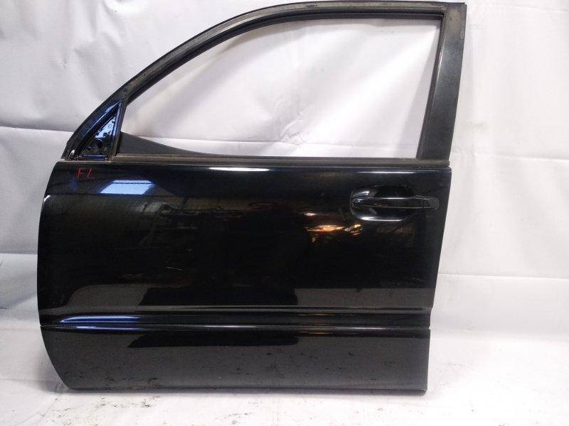 Дверь Toyota Hilux Surf RZN215W 3RZFE 2003 передняя левая