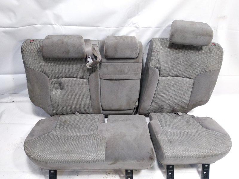 Сидение Toyota Hilux Surf RZN215W 3RZFE 2003 заднее
