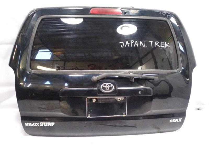 Дверь 5я Toyota Hilux Surf RZN215W 3RZFE 2003