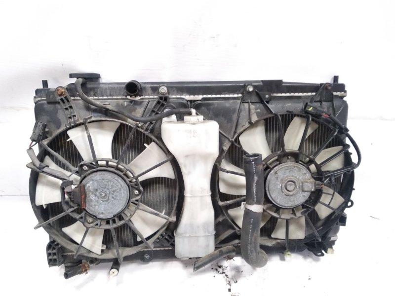 Радиатор основной Honda Fit GP1 LDA 2012 передний