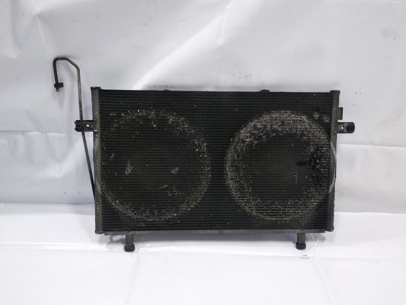 Радиатор кондиционера Nissan Elgrand AVWE50 QD32ETI 1997