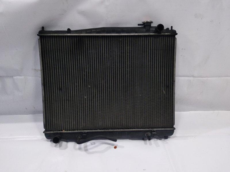 Радиатор основной Nissan Elgrand AVWE50 QD32ETI 1997
