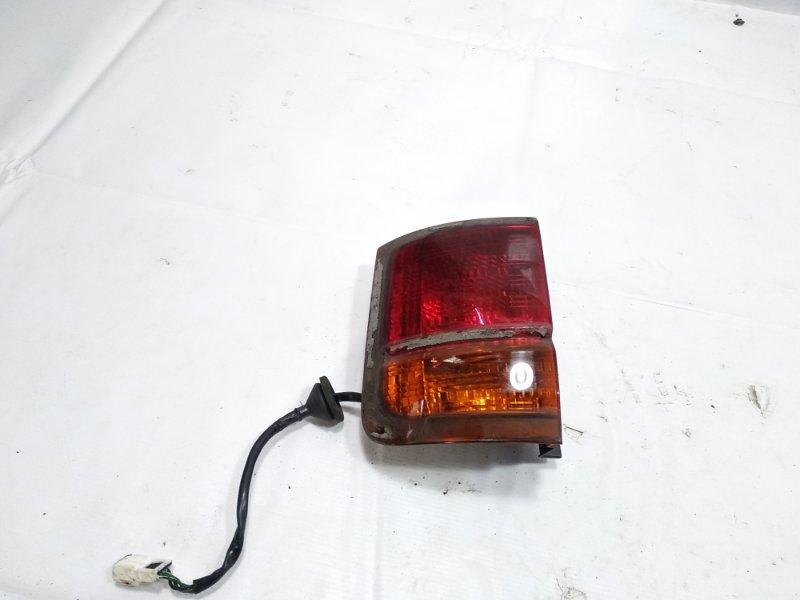 Стоп-сигнал Nissan Elgrand AVWE50 QD32ETI 1997 задний левый
