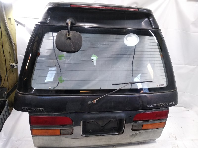 Дверь 5я Toyota Town Ace CR31 3CT 1993 задняя