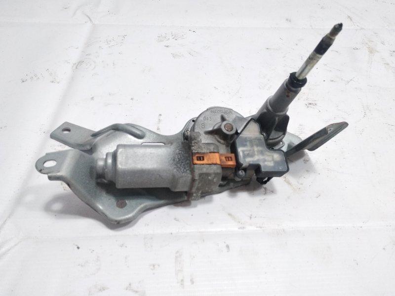 Моторчик заднего дворника Honda Fit GP1 L15A 2012 задний