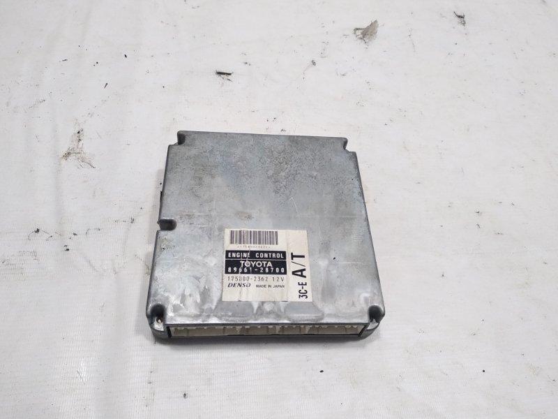 Блок управления efi Toyota Town Ace Noah CR52 3CE 2004