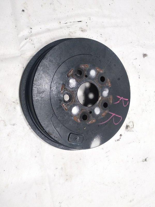 Тормозной барабан Toyota Town Ace Noah CR50 3CE 2004 задний правый