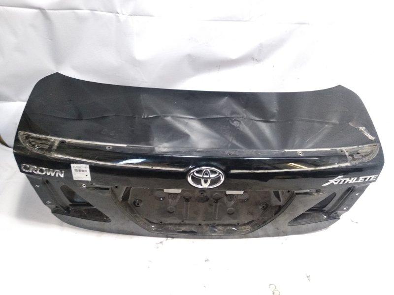 Крышка багажника Toyota Crown Athlete GRS200 4GRFSE 2010 задняя
