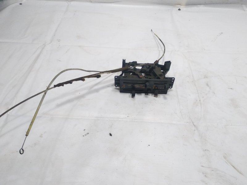 Блок управления климат-контролем Isuzu Elf NKR58 4HF1 передний