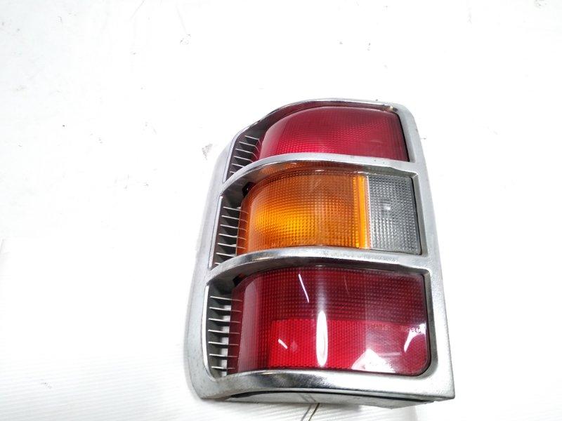 Стоп-сигнал Mitsubishi Pajero V21W 6G74 1997 задний левый