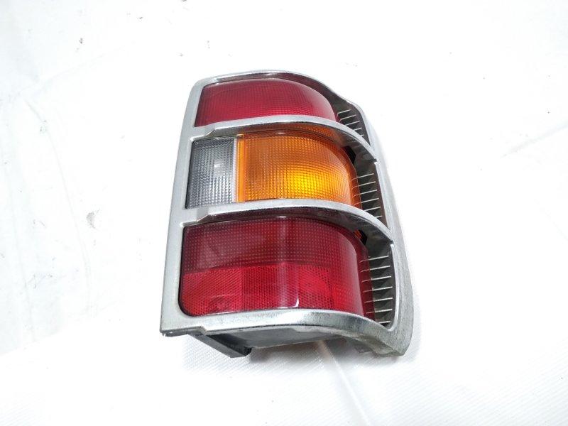 Стоп-сигнал Mitsubishi Pajero V21W 6G74 1997 задний правый