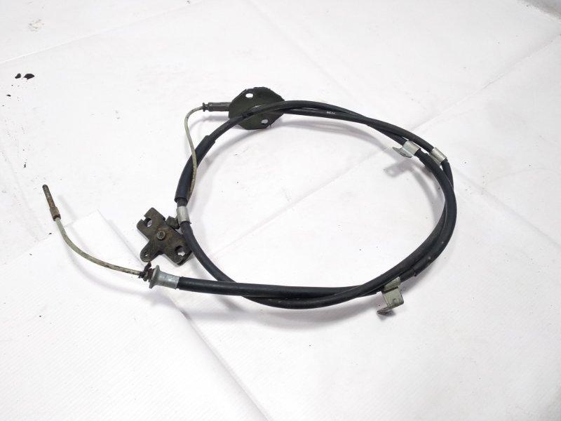 Тросик ручника Nissan Elgrand AVWE50 QD32ETI 1997 задний