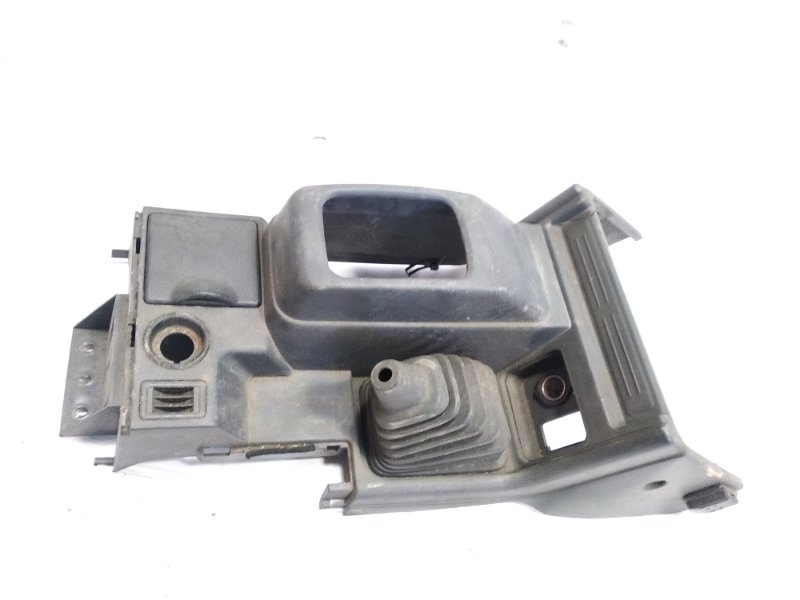 Консоль автомата Mitsubishi Pajero V21W 6G74 1997 передний
