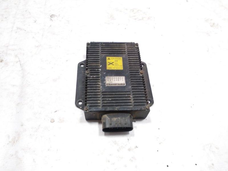 Блок управления форсунками Mitsubishi Pajero V21W 6G74 1997
