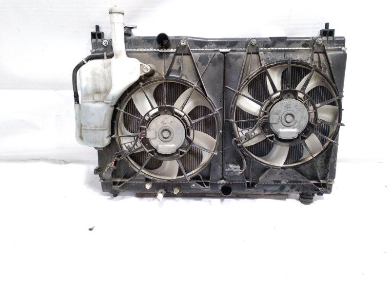 Радиатор основной Honda Fit GP5 LEB 2015 передний