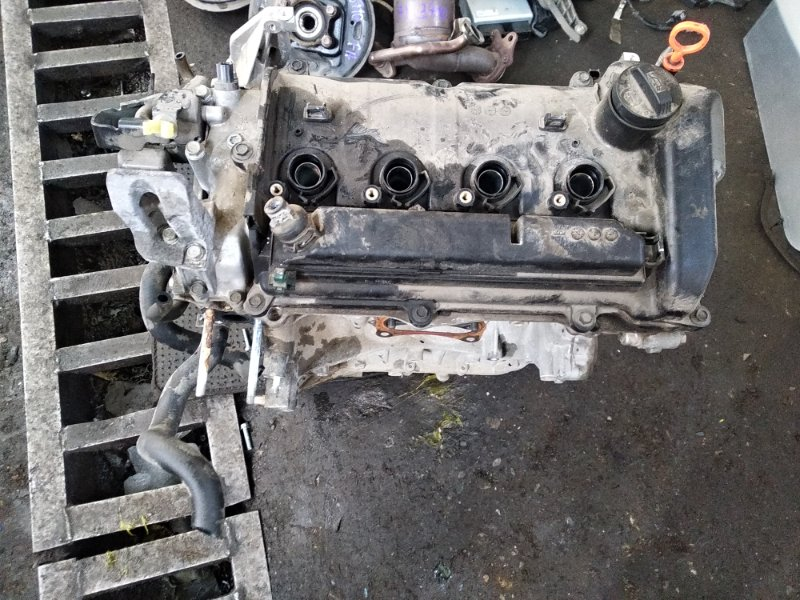 Двигатель Honda Shuttle GP5 LEB 2015