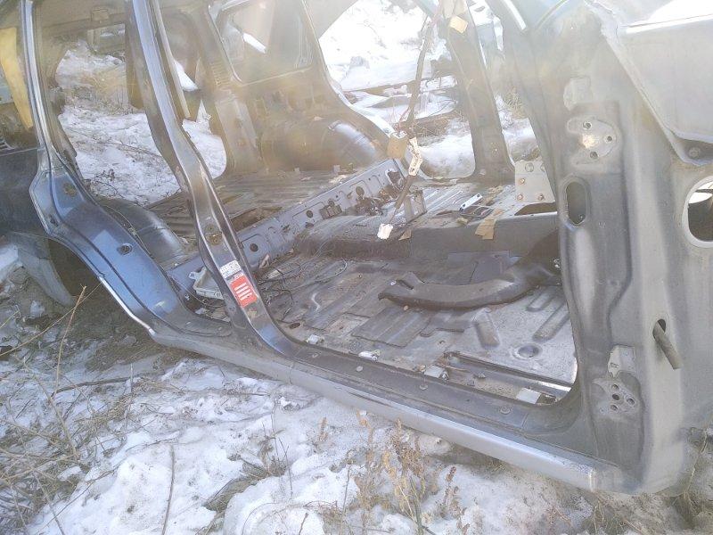 Порог кузова Mitsubishi Pajero V43 6G74 1997 передний правый