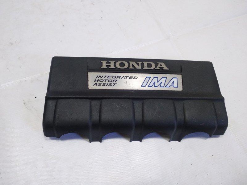 Пластиковая крышка на двс Honda Fit GP1 LEA 2012
