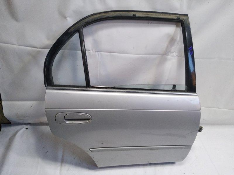 Дверь Toyota Corolla AE100 5AFE 1993 задняя правая