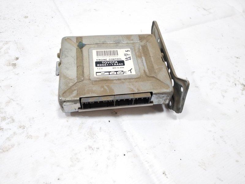 Блок управления efi Toyota Corolla AE100 5AFE 1993