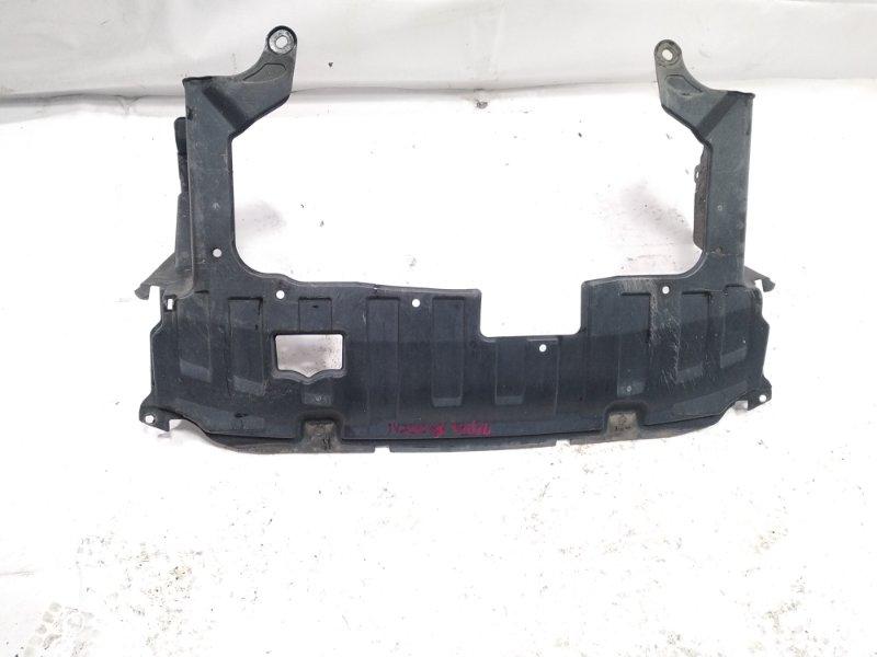 Защита двигателя Honda Fit GD1 L15A 2005 передняя
