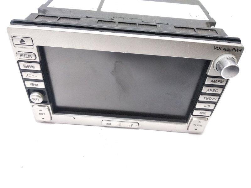 Магнитофон Honda Fit GD1 L15A 2005
