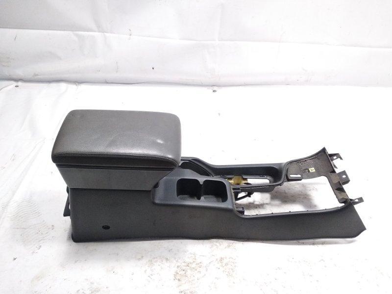 Бардачок между сиденьями Nissan Terrano Regulus JLR50 VG33E 2001 передний