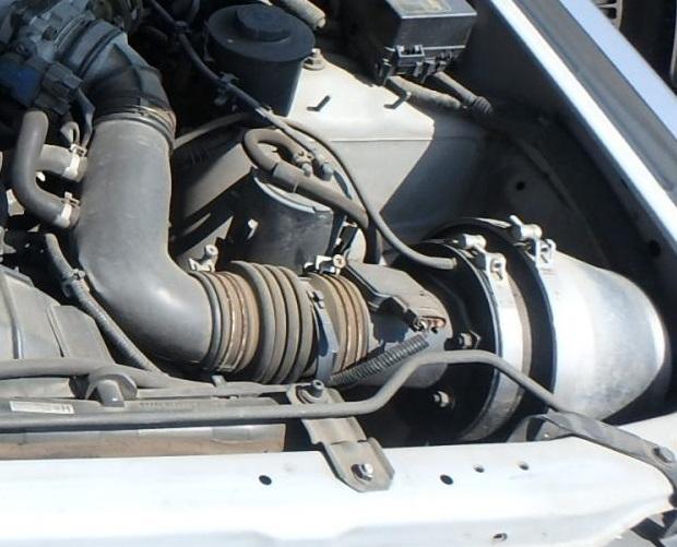 Фильтр нулевого сопротивления Nissan Terrano Regulus JLR50 VG33E 2001