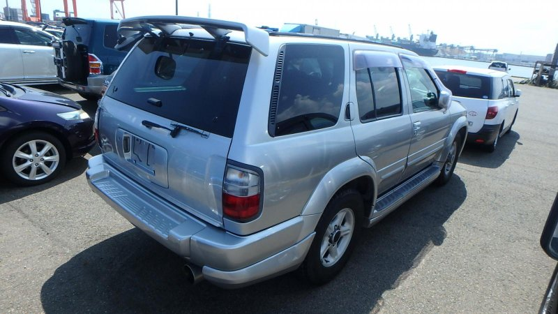 Спойлер Nissan Terrano Regulus JLR50 VG33E 2001 задний