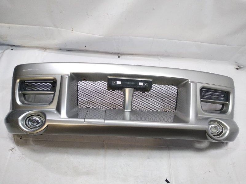 Туманка Nissan Terrano Regulus JLR50 VG33E 2001 передняя правая