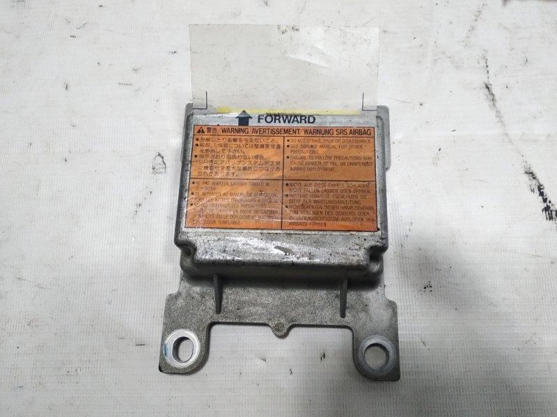 Блок управления airbag Nissan Terrano Regulus JLR50 VG33E 2001 передний