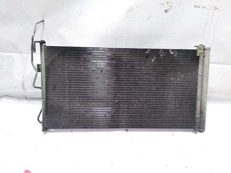 Радиатор кондиционера Nissan Xtrail T30 SR20VET 2001 передний