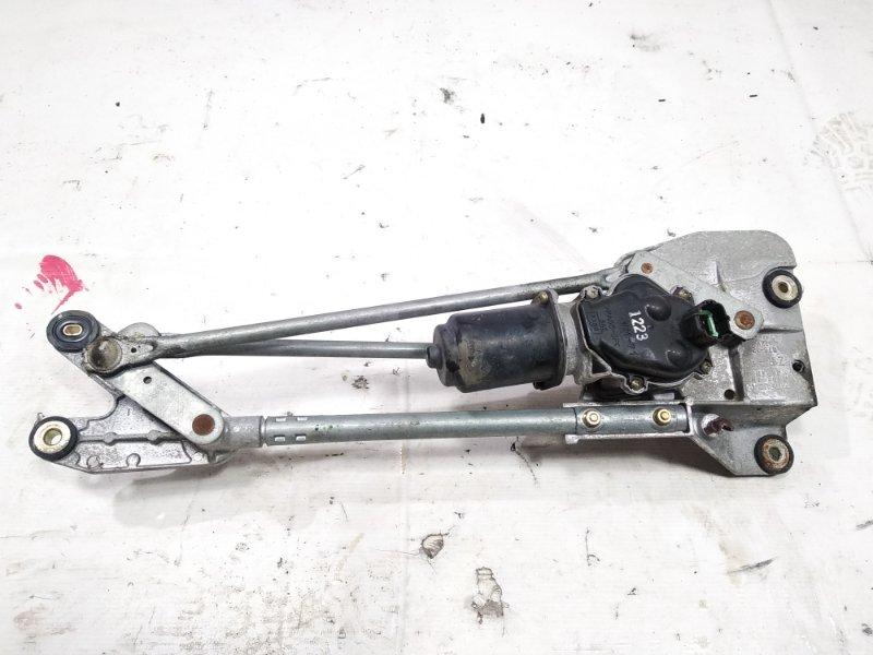 Механизм стеклоочистителя Nissan Xtrail T30 SR20VET 2001 передний