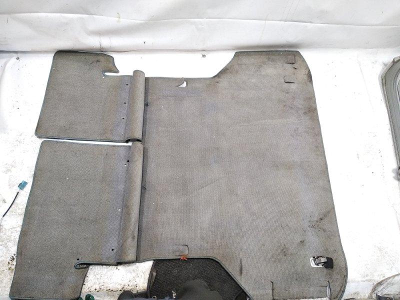 Коврик багажника Nissan Terrano Regulus JLR50 VG33E 2001 задний