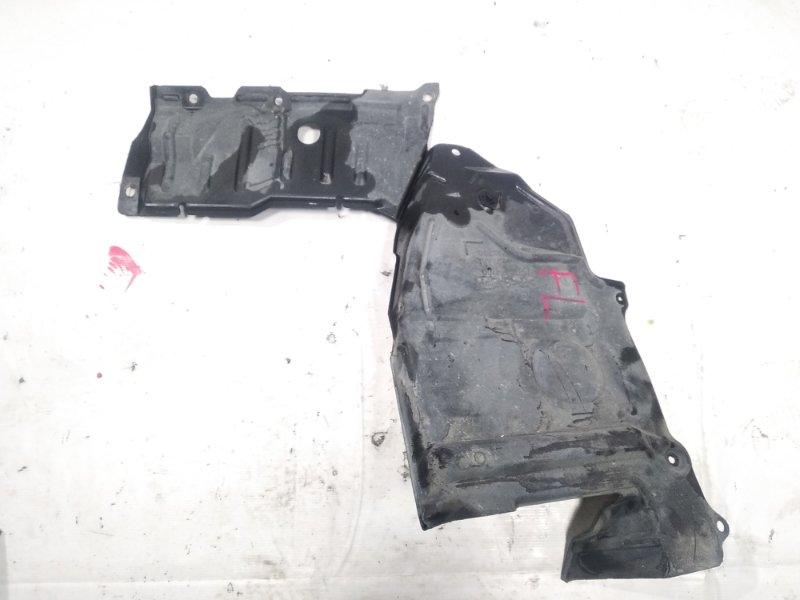 Защита двигателя Nissan Xtrail T30 SR20VET 2001 передняя левая